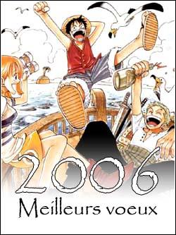 Meilleurs voeux pour 2006