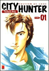 City Hunter - Edition de luxe - Vol. 01