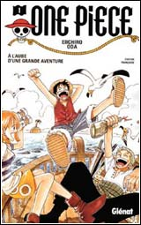 One Piece – Vol. 1