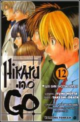 Hikaru no Go – Vol. 12